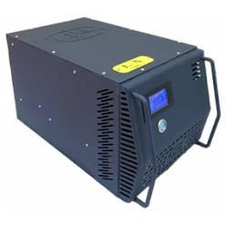 Источник бесперебойного питания двойного преобразования Леотон LiX1000 с встроенными Li-Ion аккумуляторами емкостью 1.3кВт, пиковая 2.0кВт